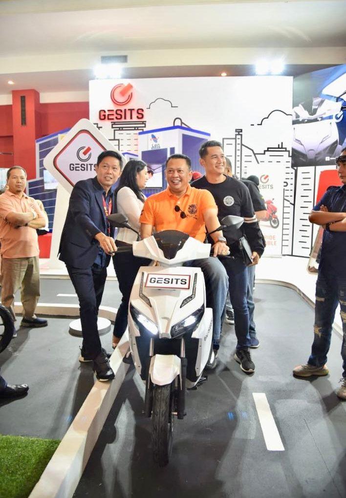 Ketua DPR Dorong Penggunaan Kendaraan Listrik