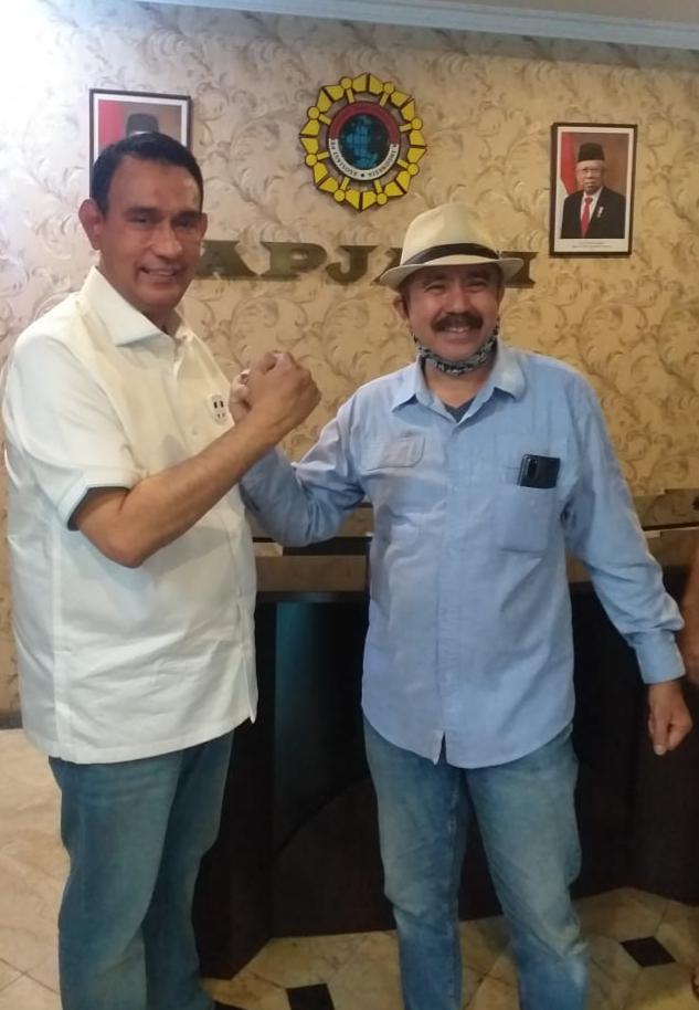 Kantongi Dukungan Lebih 10 % , Luthfi Sungkar Ramaikan Bursa Caketum Apjati