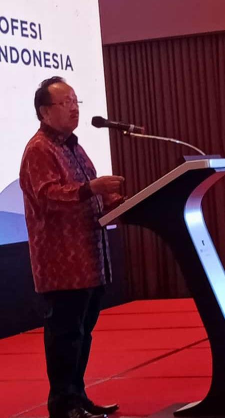 Erman Suparno: LSP Norma Ketenagakerjaan Sebagai Solusi Kurangnya Pegawai Pengawas