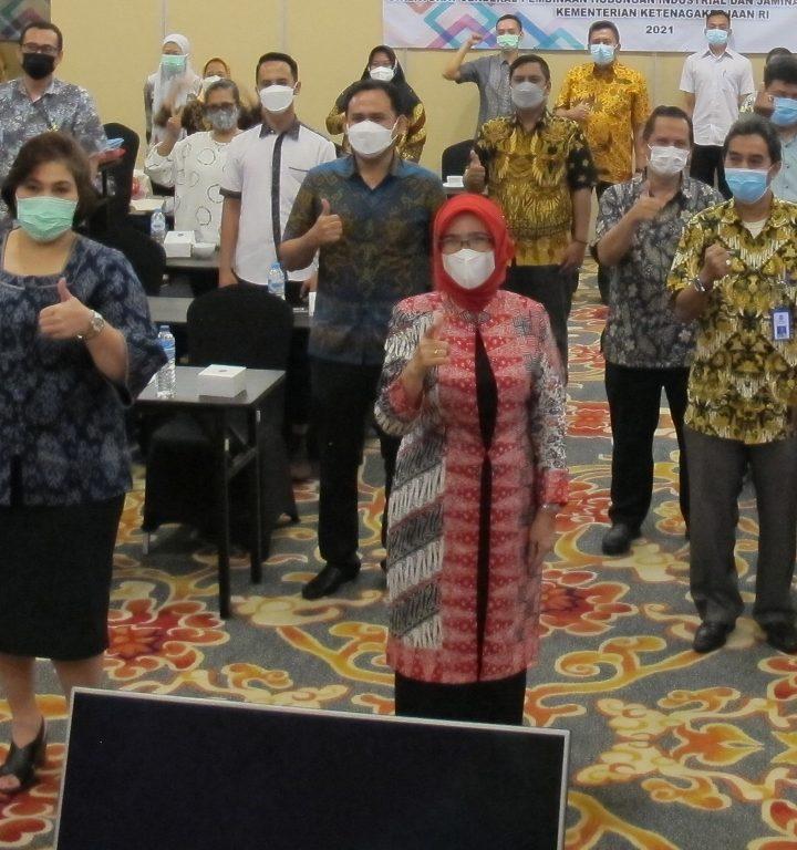 Direktur Syaker, S.Junaedah AR: PP 35 Tahun 2021 Merupakan Solusi Bersama